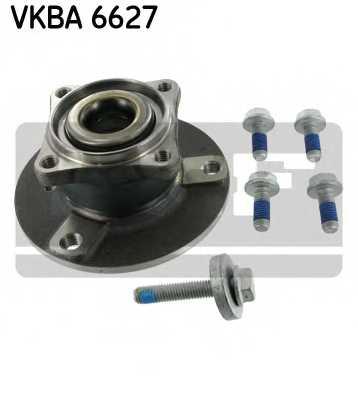 Комплект подшипника ступицы колеса SKF VKBA 6627 - изображение