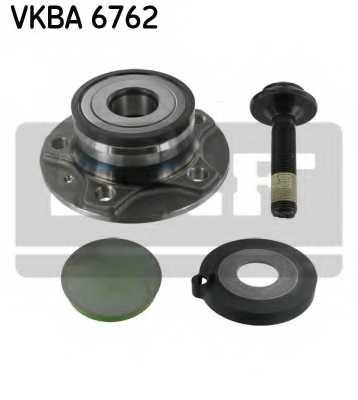 Комплект подшипника ступицы колеса SKF VKBA 6762 - изображение
