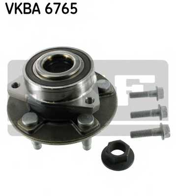 Комплект подшипника ступицы колеса SKF VKBA 6765 - изображение