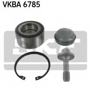 Комплект подшипника ступицы колеса SKF VKBA 6785 - изображение