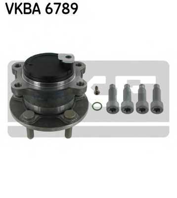 Комплект подшипника ступицы колеса SKF VKBA 6789 - изображение