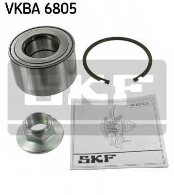 Комплект подшипника ступицы колеса SKF VKBA 6805 - изображение