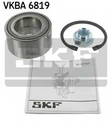 Комплект подшипника ступицы колеса SKF VKBA 6819 - изображение