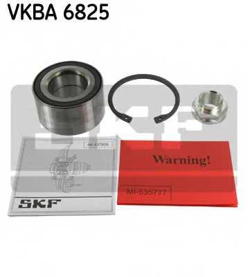 Комплект подшипника ступицы колеса SKF VKBA 6825 - изображение