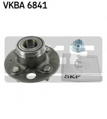 Комплект подшипника ступицы колеса SKF VKBA 6841 - изображение