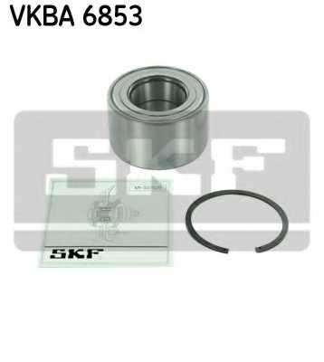 Комплект подшипника ступицы колеса SKF VKBA6853 - изображение