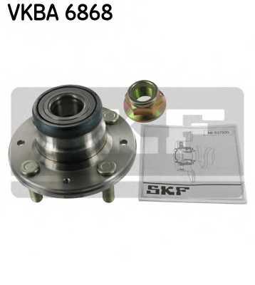 Комплект подшипника ступицы колеса SKF VKBA 6868 - изображение