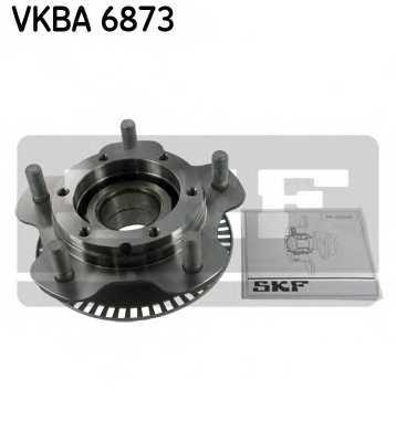 Комплект подшипника ступицы колеса SKF VKBA 6873 - изображение