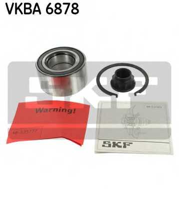 Комплект подшипника ступицы колеса SKF VKBA 6878 - изображение