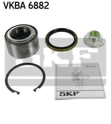 Комплект подшипника ступицы колеса SKF VKBA 6882 - изображение