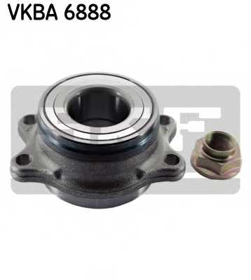 Комплект подшипника ступицы колеса SKF VKBA 6888 - изображение