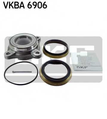 Комплект подшипника ступицы колеса SKF VKBA 6906 - изображение