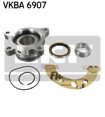 Комплект подшипника ступицы колеса SKF VKBA 6907 - изображение