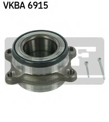 Комплект подшипника ступицы колеса SKF VKBA 6915 - изображение
