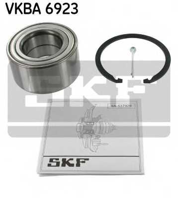 Комплект подшипника ступицы колеса SKF VKBA 6923 - изображение
