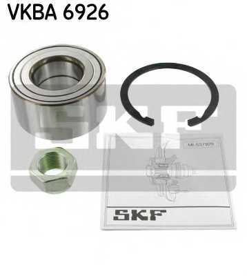 Комплект подшипника ступицы колеса SKF VKBA 6926 - изображение
