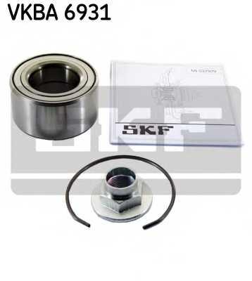 Комплект подшипника ступицы колеса SKF VKBA 6931 - изображение
