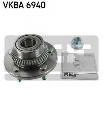Комплект подшипника ступицы колеса SKF VKBA 6940 - изображение