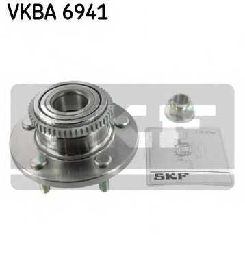 Комплект подшипника ступицы колеса SKF VKBA 6941 - изображение