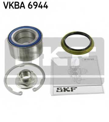 Комплект подшипника ступицы колеса SKF VKBA 6944 - изображение