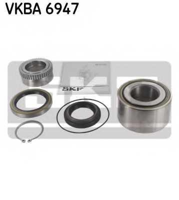 Комплект подшипника ступицы колеса SKF VKBA 6947 - изображение