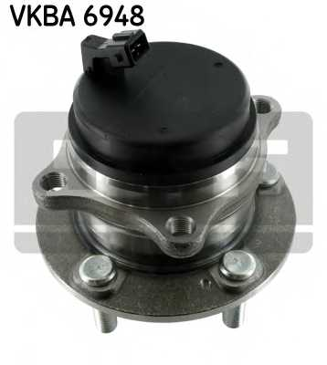 Комплект подшипника ступицы колеса SKF VKBA 6948 - изображение