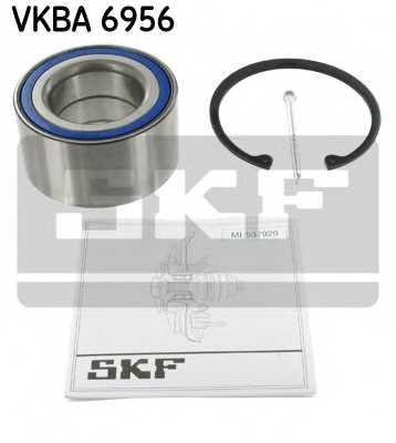Комплект подшипника ступицы колеса SKF VKBA 6956 - изображение