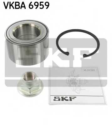 Комплект подшипника ступицы колеса SKF VKBA 6959 - изображение
