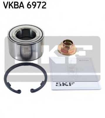 Комплект подшипника ступицы колеса SKF VKBA 6972 - изображение