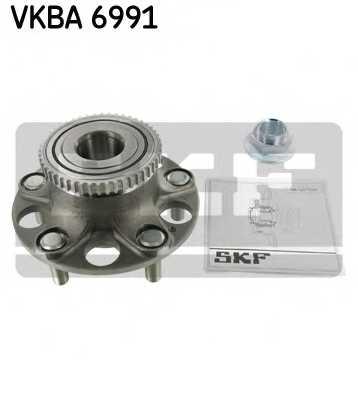 Комплект подшипника ступицы колеса SKF VKBA 6991 - изображение