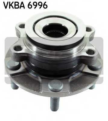 Комплект подшипника ступицы колеса SKF VKBA 6996 - изображение