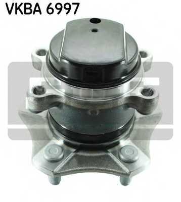 Комплект подшипника ступицы колеса SKF VKBA 6997 - изображение