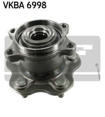 Комплект подшипника ступицы колеса SKF VKBA 6998 - изображение