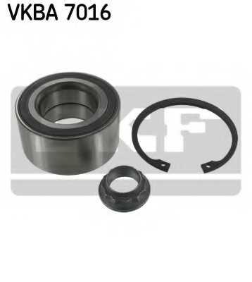 Комплект подшипника ступицы колеса SKF VKBA 7016 - изображение