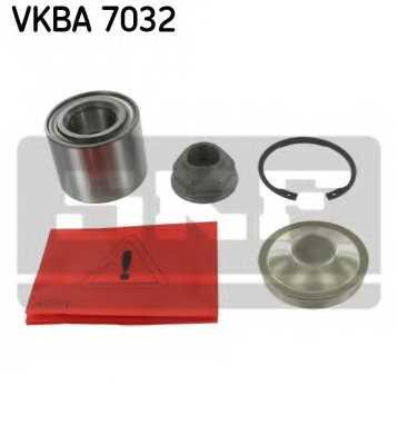 Комплект подшипника ступицы колеса SKF VKBA 7032 - изображение
