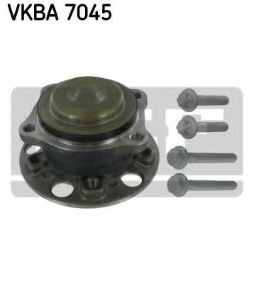 Комплект подшипника ступицы колеса SKF VKBA 7045 - изображение
