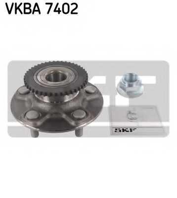 Комплект подшипника ступицы колеса SKF VKBA 7402 - изображение