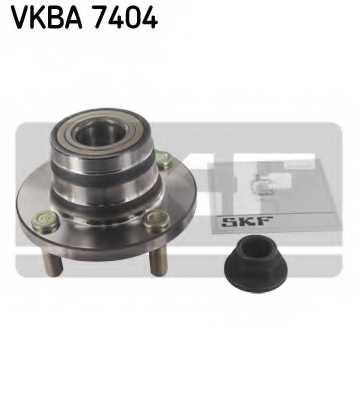 Комплект подшипника ступицы колеса SKF VKBA7404 - изображение