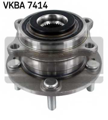 Комплект подшипника ступицы колеса SKF VKBA 7414 - изображение