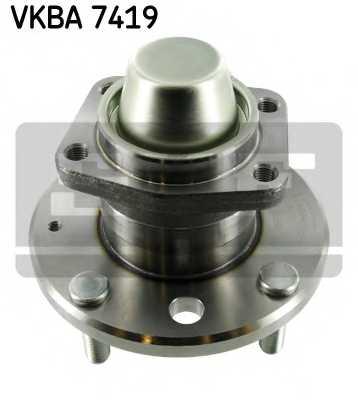 Комплект подшипника ступицы колеса SKF VKBA 7419 - изображение