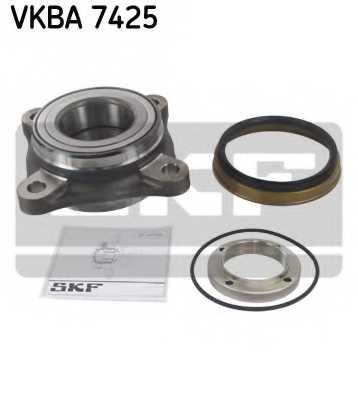 Комплект подшипника ступицы колеса SKF VKBA 7425 - изображение