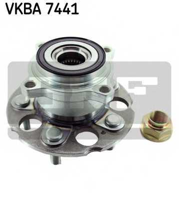 Комплект подшипника ступицы колеса SKF VKBA 7441 - изображение