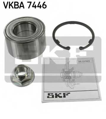 Комплект подшипника ступицы колеса SKF VKBA 7446 - изображение