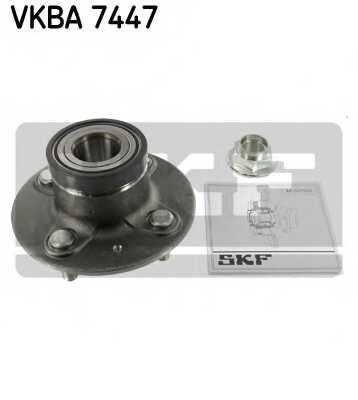 Комплект подшипника ступицы колеса SKF VKBA 7447 - изображение