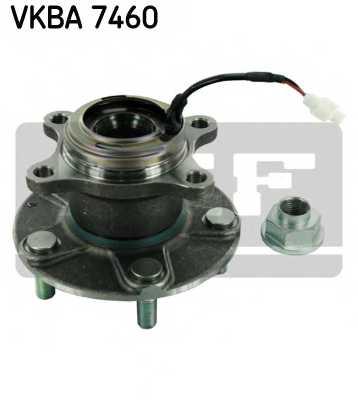 Комплект подшипника ступицы колеса SKF VKBA 7460 - изображение