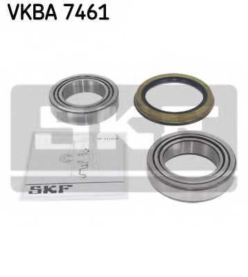 Комплект подшипника ступицы колеса SKF VKBA 7461 - изображение
