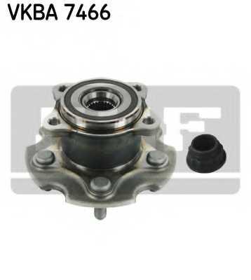 Комплект подшипника ступицы колеса SKF VKBA7466 - изображение