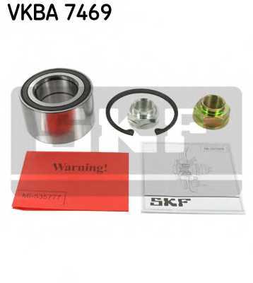 Комплект подшипника ступицы колеса SKF VKBA 7469 - изображение