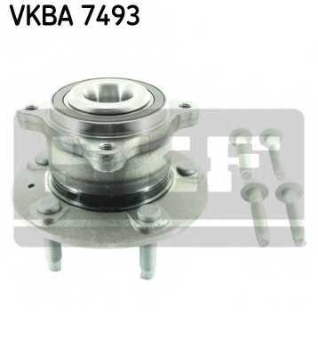 Комплект подшипника ступицы колеса SKF VKBA 7493 - изображение