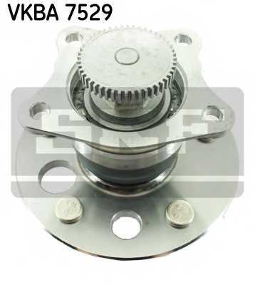 Комплект подшипника ступицы колеса SKF VKBA 7529 - изображение